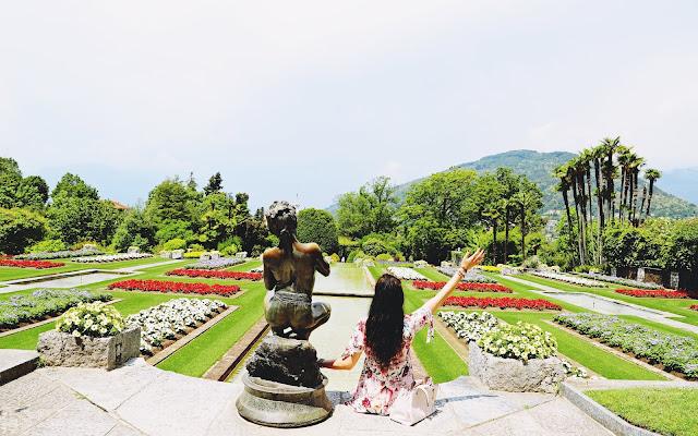 Villla Taranto, Verbania - Przepiękny ogród botaniczny we Włoszech - Czytaj więcej »