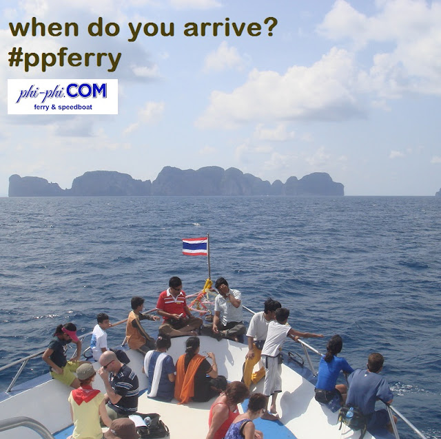 One day tour to Phi Phi Ley on the large cruise boat