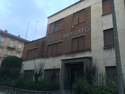 Casa del Multilato in Cuneo