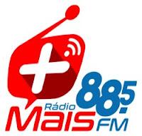 Ouvir a Rádio Mais FM 88,5 de Afonso Cláudio ES Ao Vivo e Online