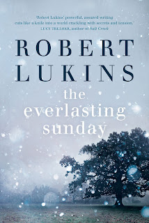 The Everlasting Sunday by Robert Lukins book cover