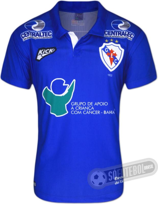 20abb7de75 Kickball divulga as novas camisas do Galícia - Show de Camisas