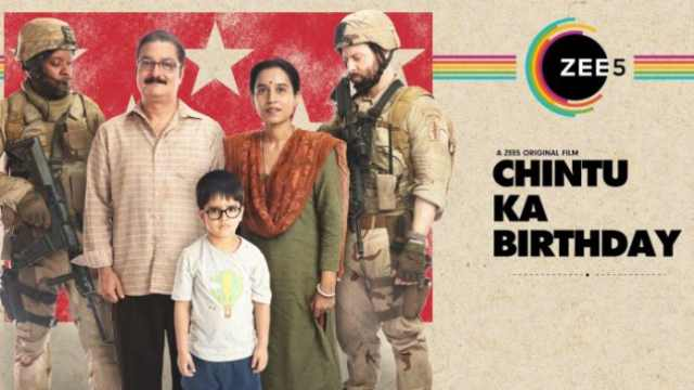 Chintu Ka Birthday (Zee5) 2020 Film Story, Cast, Official Trailer & More