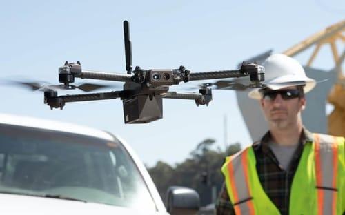 Skydio X2 foldable drone