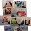 Owls and Scraps!