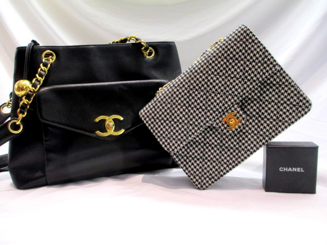 ccb012e7f98c33 Vancouver Luxury Designer Consignment Shop: History of Chanel