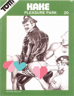 Tom of Finland Kake 20: Pleasure Park