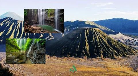 Bromo Madakaripura Waterfall Tour Package 3 days