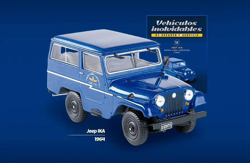 ika jeep 1964 fuerza aérea argentina