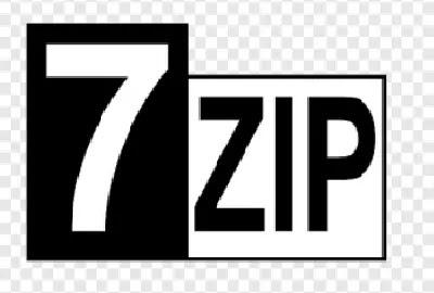 ضغط الملفات تطبيق 7 zip