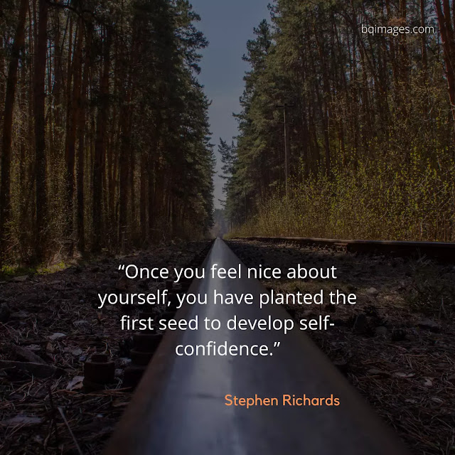 Self Confidence Quotes Images