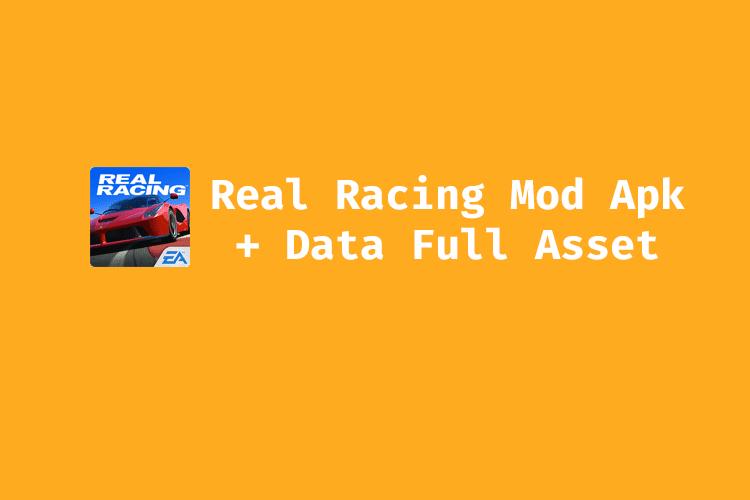 real racing 3 mod apk+data full assets