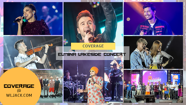 [CONCERT COVERAGE] ELMINA LAKESIDE CONCERT