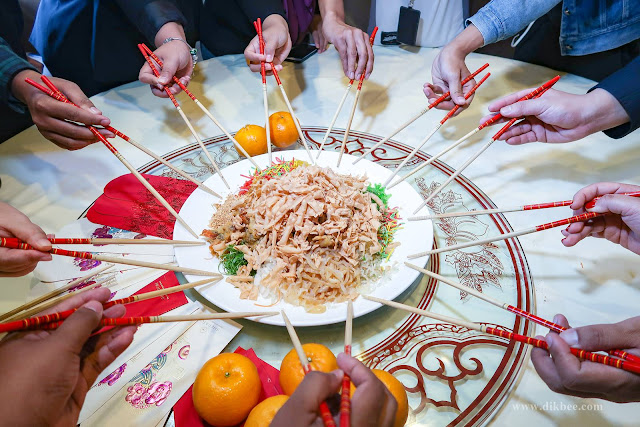 Nikmati Auspicious Reunion Sempena Tahun Baru Cina Di Sheraton Imperial KL