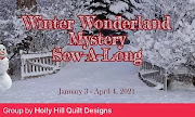 SAL PATCH - Winter Wonderland