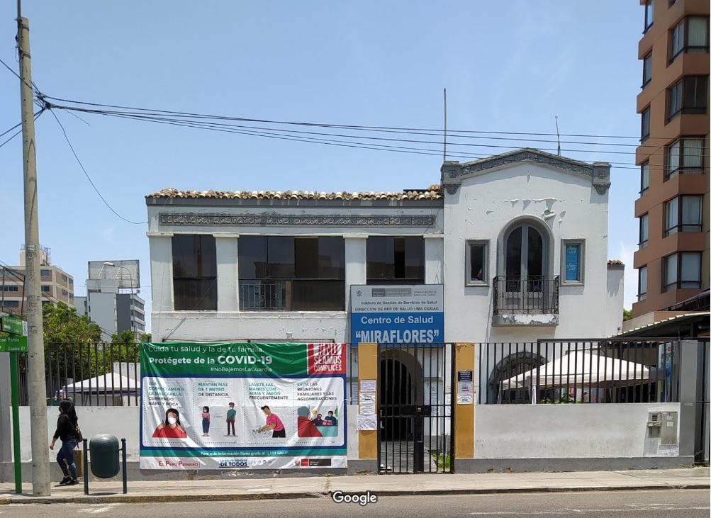Centro de Salud Miraflores