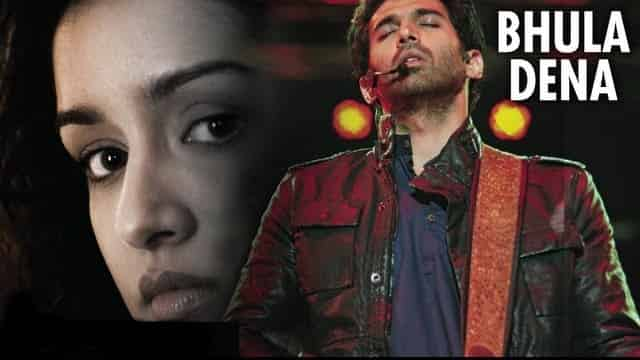भुला देना Bhula Dena Lyrics In Hindi - Aashiqui 2
