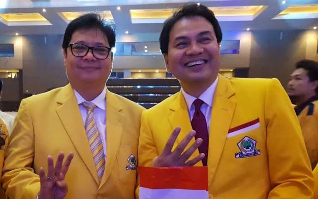 Azis Tersangka KPK, Adi: Cobaan Bagi Airlangga Menuju Pemilu 2024
