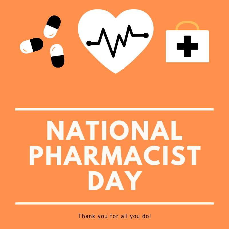 National Pharmacist Day Wishes Sweet Images