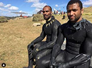 Raih Piala Oscar, Inilah Sosok Stuntman Black Panther