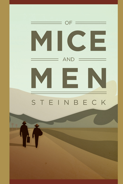 the theme of death and loss in john steinbecks of mice and men A short john steinbeck biography describes john steinbeck's life, times, and work also explains the historical and literary context that influenced of mice and men.
