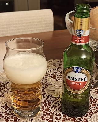 Amstel 1870 Hollanda Yapımı Bira Değerlendirmesi - Slow Brewed & Extra Matured