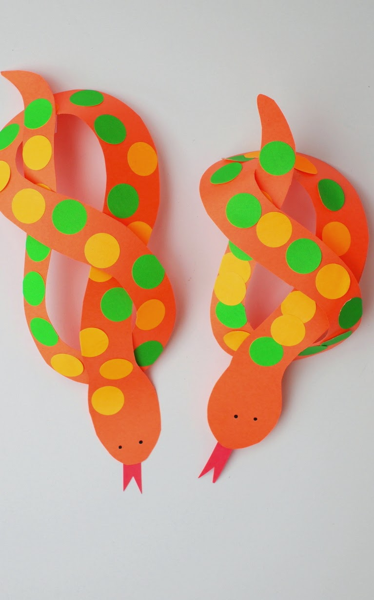 twisted snake sculptures for kids
