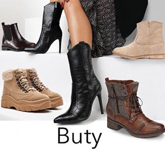 Modne buty damskie 2020/2021