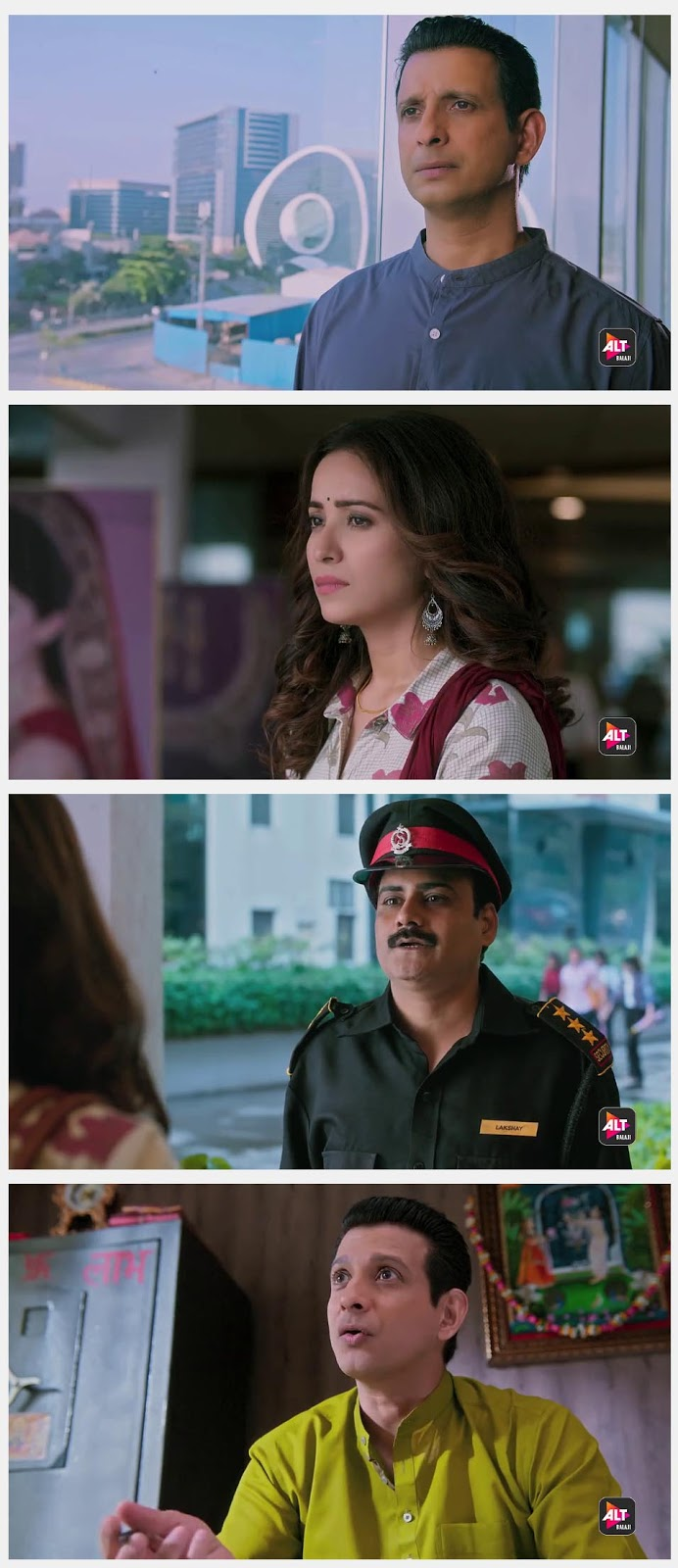 Screen Shoot of Baarish (2019) S01 Complete [EP 01-20] Hindi 720p Web-DL 3.75GB