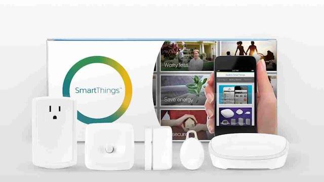 Xiaomi Mi Home Smartthings