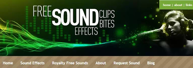 Situs Terbaik Download Sound Effect Bebas Royalti-3