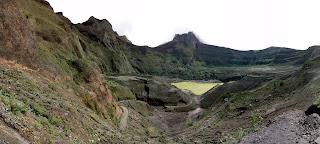 Catatan Sejarah Gunung Kelud