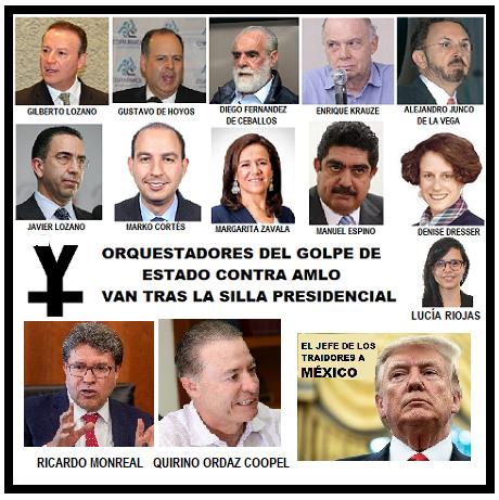 imagen traidores a México