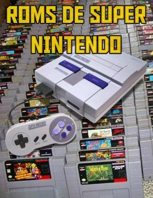 Download Pack 765 Roms de Super Nintendo Gratis