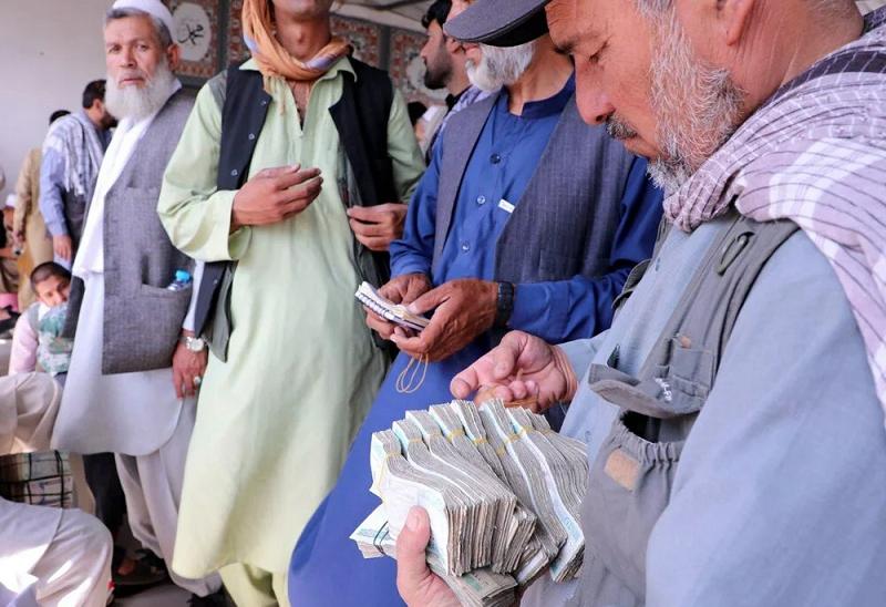 Afganistan'da ekonomi çöküyor: Halkın sadece yüzde 5'i yiyeceğe erişebiliyor