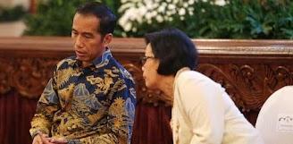 Ketua Gerindra Titip Ke Jokowi Agar Sri Mulyani Ikut Direshuffle