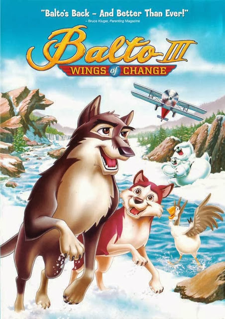 Balto III: Wings of Change (2004) Full Movie Watch Online