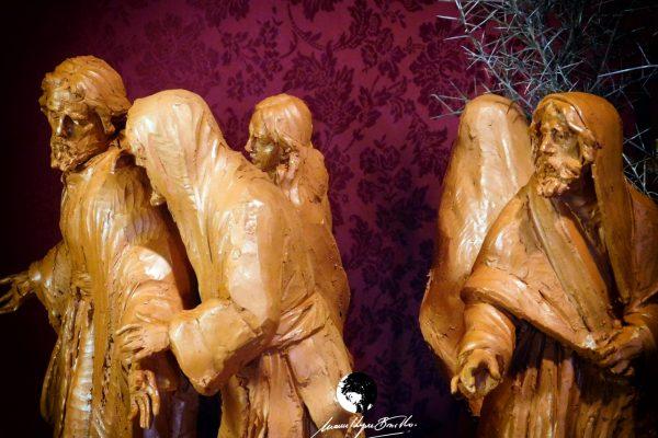 La Salud de Córdoba va a estrenar un nuevo paso de misterio y la figura de Judas Iscariote el próximo Jueves de Pasión