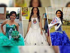 Los 10 Vestidos De Xv Años Mas Nacos