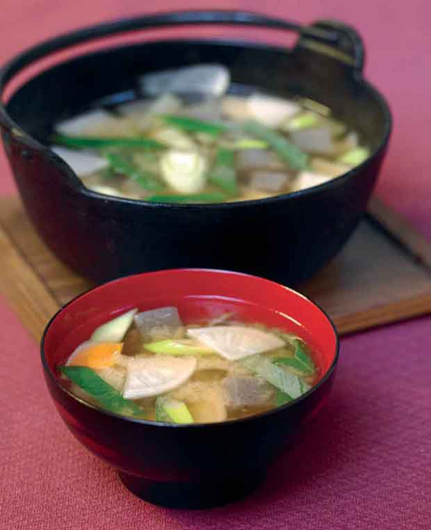 How to Make Your Own Japanese Soup at Home, Easy and Fast
