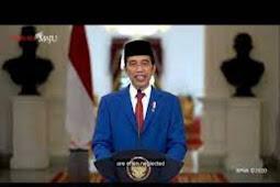 Inilah Pidato Presiden Indonesia, Joko Widodo Saat Berbicara di Debat Umum PBB ke 75