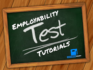 Employability Test Preparation and Tutorials at Tutorial Diary