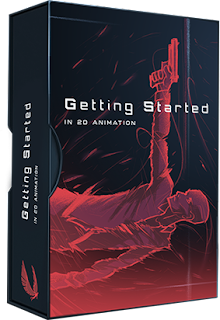 Getting Started in 2D Animation. A course for people interested in frame by frame hand drawn animation.