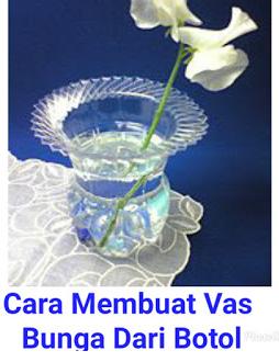 Daur Ulang Botol Aqua Gelas : ulang, botol, gelas, Membuat, Kerajinan, Bunga, Botol, Plastik, Ulang