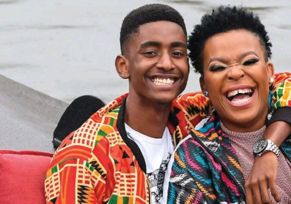 Check These 5 Things You Didn't Know About Zodwa Wabantu's Ex-Ben 10 Vusi Buthelezi