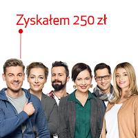 Do 250 zł za przeniesnie konta do Credit Agicole