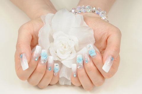 5 Wedding Nails Ideas