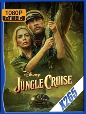 Jungle Cruise (2021) WEB-DL 1080p x265 Latino [GoogleDrive] Ivan092