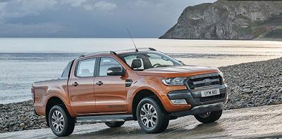 Διασκέδαση στην παραλία με το Ford Ranger !