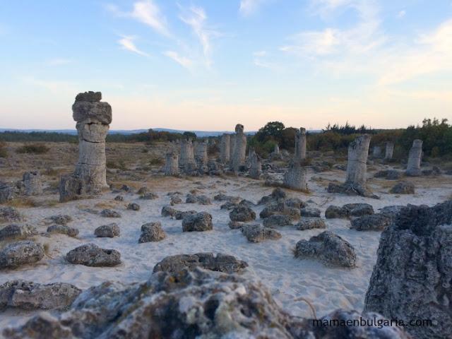 Pobitite Kamani, Las Piedras Clavadas, Varna, Bulgaria